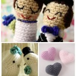 Pon un Amigurumi en tu boda!
